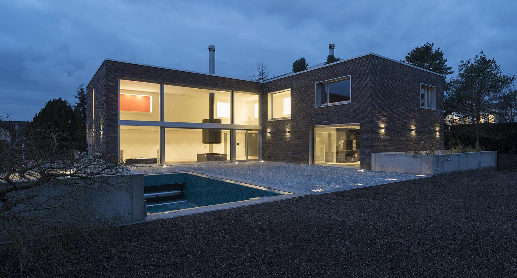 OPSA Colazzo Wohnhaus
