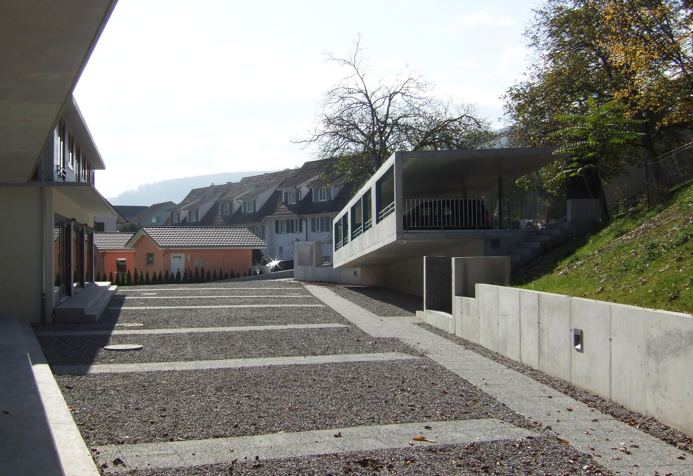 HALDW Colazzo Haldenweg Wohnbebauung